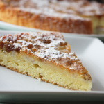 "Bone-Healthy Recipe: Coconut-Banana ""Pan"" Cake"