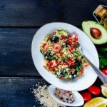 Mediterranean Quinoa Salad for Better Bones