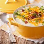 Bone Healthy Cream of Potato Soup