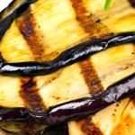 Grilled Eggplant Panini