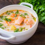Bone Building Salmon Chowder Recipe