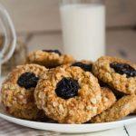 3 Ingredient Prune Cookies for Bone Health